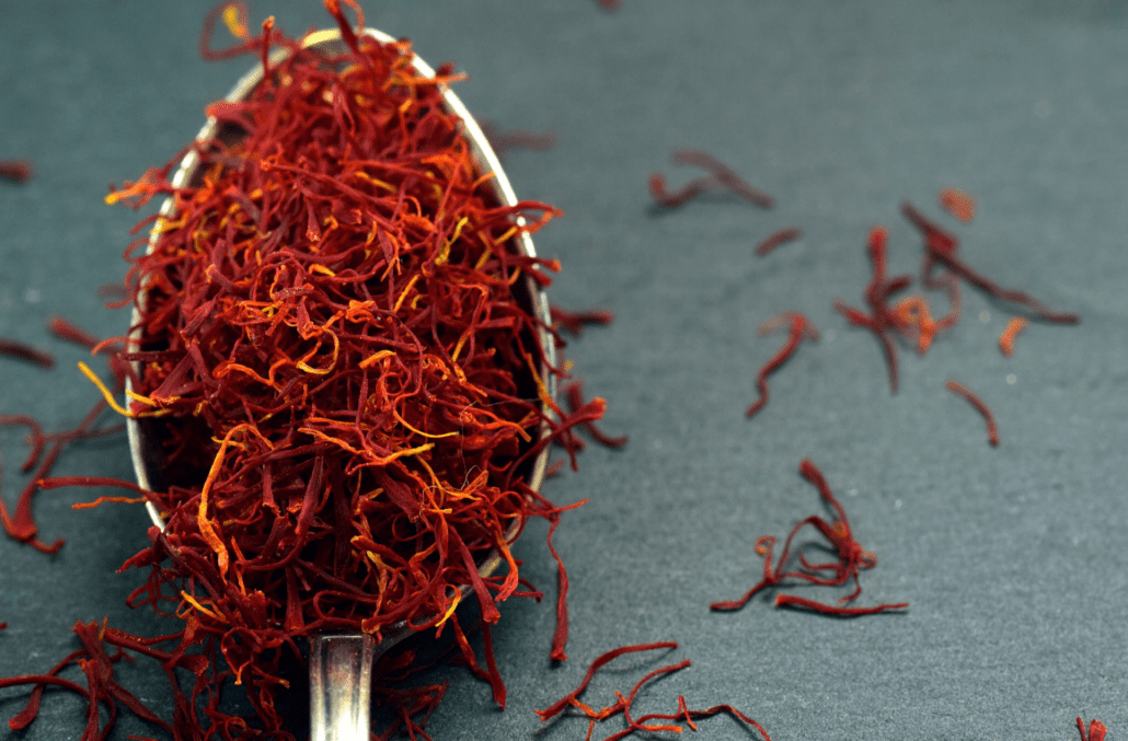 Spoonful of Saffron